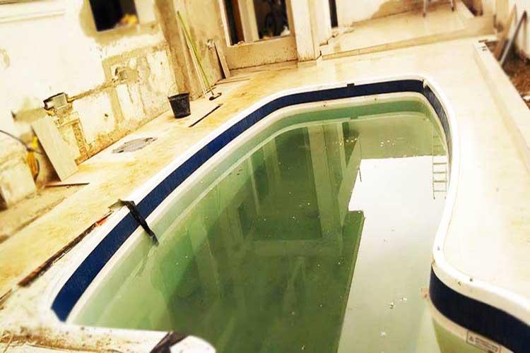 Reforma de casa em condomínio fechado
